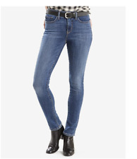 ff19d15e156d0 Levi's 311 Shaping SKINNY Womens Jeans Blue Stretch 27 X 30 Restless Wind