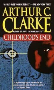 Childhood's End - Mass Market Paperback By Clarke, Arthur C. - GOOD