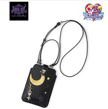 【Sailor Moon×ISETAN 25th 】ANNA SUI Multi Case  black sold out rare