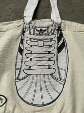 SCHUH Adidas Tote Bag Rare Limited Edition, Shopping / Adidas Collector - Beige