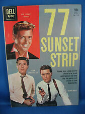 Four Color 1159 77 SUNSET STRIP VG Fine Photo Cover Kookie 1961