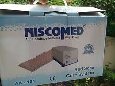 TOP QUALITY, NISCOMED CE CERTIFIED ELECTRIC AIR MATTRESS SYSTEM FREE SHIP- BEXCO