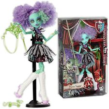 Monster High Honey Swamp 32.5 cm/13 in (environ 33.02 cm) monstre du Chic Doll-SWAMP MONSTER fille
