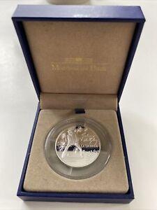 Monnaie de Paris - Coffret médaille Johnny Hallyday  Argent. Neuf
