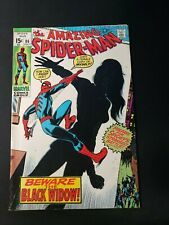 Amazing Spider-Man #86 🔥🔥Origin of Black Widow🔥🔥 Great Condition!