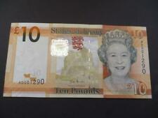 STATES OF JERSEY £10  NOTE IN UN-CIRCULATED  CONDITION. JERSEY TEN POUNDS NOTE.