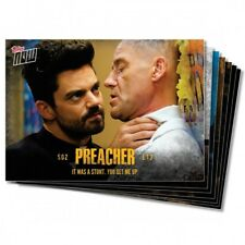 2017 TOPPS NOW PREACHER SEASON 2 EPISODE 13 CARD SET 5 CARDS ONLY 66 SETS MADE