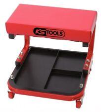 KS Tools Werkstatt Hocker fahrbar mit Ablage Werkzeug