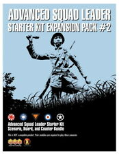 ASL Starter Kit Expansion Pack #2 Advanced Squad Leader MMP NISW Fast Shipping