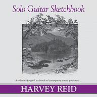 Solo Guitar Sketchbook (CD)