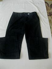 NWOT's J. Crew Woman's Size 31 Wide Leg Mid Rise Dark Wash Trouser Jeans