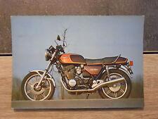 Carte Postale moto - YAMAHA XS 850 X