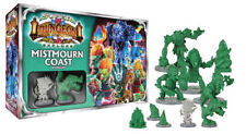 New Super Dungeon Explore: Mistmourn Coast Board Game Factory Sealed