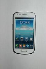 Samsung Galaxy S 3 mini GT-I8190N 8GB Weiss (Ohne Simlock) Smartphone ohne Akku