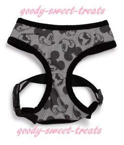 Primark Disney Dog Harness Pink Mickey Mouse Size Large