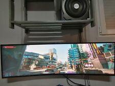 "LG Monitor Profesional de 49"" DualQHD (5120x1440, IPS, 32:9, Ultrawide"