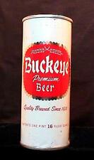 BUCKEYE PREMIUM BEER - EARLY 1970'S - 16OZ HALF QUART PULL TAB CAN - SAN FRAN