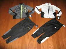 Nike 2-Pc Track Suit Jacket & Pants Set Boys Size 4/5/6/7  NWT