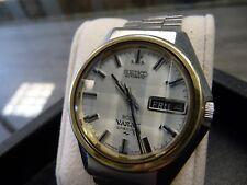 Vintage Seiko 5246 King Seiko Vanic Special All stainless Automatic Mens Watch