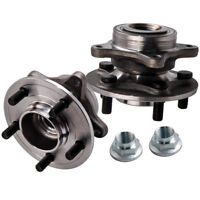 2x For LAND ROVER DISCOVERY 3 FRONT WHEEL BEARING HUB ASSEMBLY & BOLTS LR014147