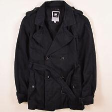G-Star Damen Mantel Jacke Coat Jacket Gr.S (DE 36) Lara Cropped Trench, 62772