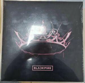 Blackpink Vinyl Record LP Limited Pink Colour New  Sealed