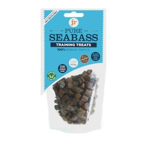 "Pure Seabass Training Treats ""NEW"" Flavour 1 x 85g Pack"