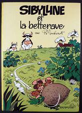 Sibylline et la betterave Macherot Ed.Dupuis EO 1967 TBE