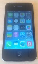 Apple iPhone 4 - 8GB - Black (Factory Unlocked) Smartphone [MD128KN/A]