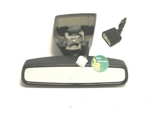 2013-2019 CAMERA Rearview Mirror Auto Dim Rear View Lincoln MKT Ford Taurus oem