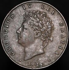 More details for 1826 | george iv half-penny | copper | coins | km coins