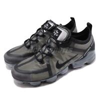 Nike Air Vapormax 2019 Black Grey Men Running Casual Shoes Sneakers AR6631-004
