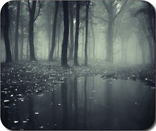 Scenic Foggy Forest Nature Large Mousepad Mouse Pad Great Gift Idea