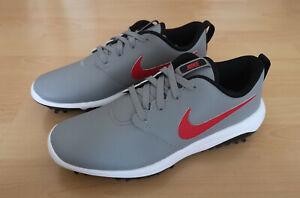 Nike Roshe G Tour Golfschuhe rot/grau wasserdicht Gr. 42,5 AR5580-003
