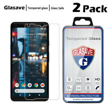 [2-Pack] 9H Anti Scratch Tempered Glass Screen Protector For Google Pixel 2 XL