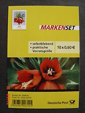 "Bund * * Folienblatt FB 35 - Blume ""Kaiserkrone"" 2013  - m.Mi.-Nr. 3046"