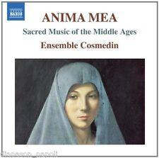Anima Mea - Sacred Music Of The Middle Ages (Musica sacra)  Ensemble Cosmedin CD