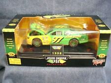 John Deere Chad Little 1998 Collector Series Nascar #97 Car Bank - Display Base