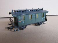 279F Fleischmann Voiture 3 ème Classe 04 90 33 Nurenberg DRG Ho 1:87