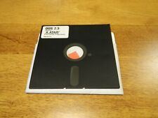 "DOS 2.5 for Atari 400 800 XE XL 5.25"" Floppy"