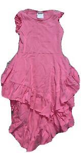 Lemon Loves Lime Toddler Kids Dress With Shorts Set  Size 6