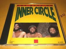 Best of INNER CIRCLE Hits CD Im Rastaman Love Is Drug Ghetto On Fire This World