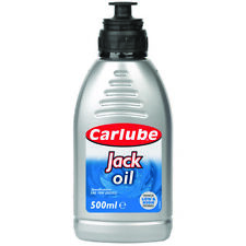 Carlube XHJ501 Hydraulic Jack Oil 500ml 0.5L ISO 32 Multi Purpose Lubrication