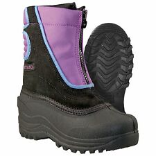 Girls Itasca SnowStomper Winter Boot Raspberry Size 8 #QE987-935