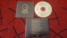 GUNS N' ROSES Cher SONIC YOUTH Apollo Smile THE SIMPSONS 1991 France PROMO CD