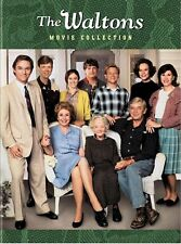 The Waltons 6 Movie Collection Post Series Reunion Movies Films New DVD Region 4