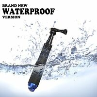 Waterproof Handheld Monopod Selfie Stick Pole for Gopro Hero 8 7 6 5 4 3  Xiaoyi