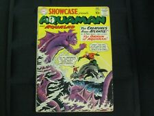 SHOWCASE 30 DC COMICS SILVER AGE - 1st APPPEARANCE OF AQUAMAN