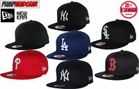 New Era 9Fifty MLB Team Snapback Baseball Cap + New Era Gift Box