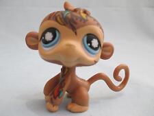 Littlest Pet Shop Postcard Monkey Ape Chimp #946 100% Authentic